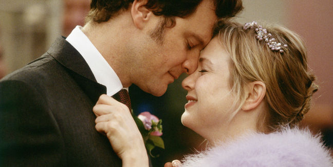 Mark Darcy e Bridget Jones