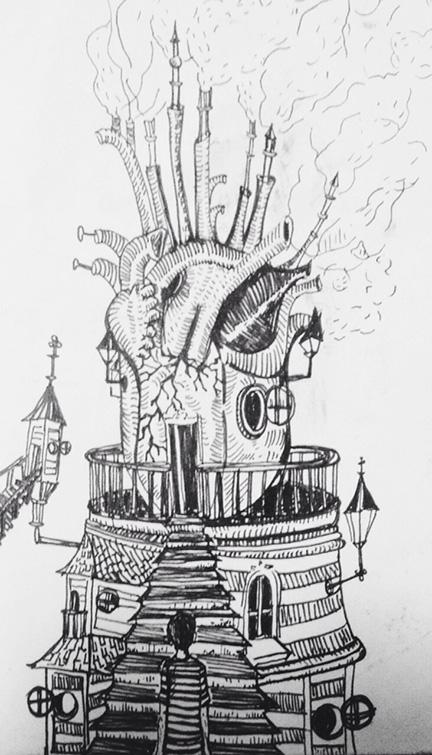 Ilustração: Mariane Marques