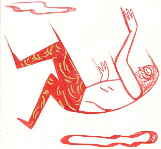 Ilustração: Érica Zoe